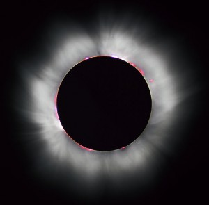 Solar Eclipse in France