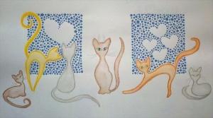 Painting by Catpaw, aka Liz Rosales.